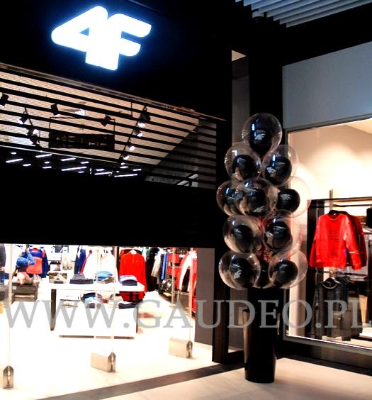 Bukiet Balonowy Na Otwarcie Salonu 4f W Galerii Nowa Stacja Pruszków
