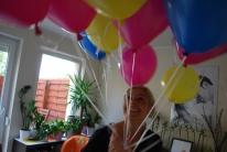 Balony dają radość.