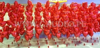 Foliowe balony z helem w galerii.