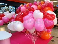 "Balony na event ""Odlotowe Love"""