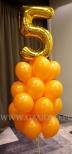 Balony z helem dla firmy.
