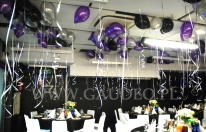 Balony helowe w Kołobrzegu.