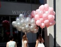 Balony z helem odebrane przez zamawiające.