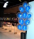 Balonowy bukiet w Katowicach.