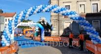 Brama balonowa w Grodzisku Wielkopolskim.