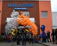Rozpoczęło się wypuszczanie balonów.