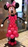 Balonowa myszka Minie.