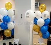 Balony z helem na event firmowy.