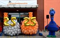 Gotowi do wypuszczania balonów - Dzierżoniów.