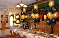 Balony helowe na imprezę.