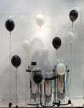 Balony w balonie w Galerii Wola Park.