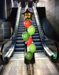 Balony helowe na imprezę Mikołajkową.