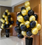Balony helowe w Hotelu Haston we Wrocławiu