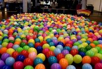 Kolorowe balony.