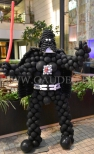 Balonowa figura Lorda Vadera.