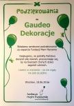 Referencje dla firmy Gaudeo.