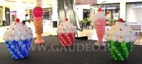 mufinki z balonów, dzień dziecka, magnolia park, babeczki z balonów.lody z balonów, balonowy napój