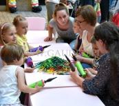 Balonowy warsztat dla dzieci.