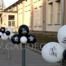 Balony na otwarcie Wrocław.