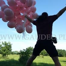 Dostarczamy balony helowe.